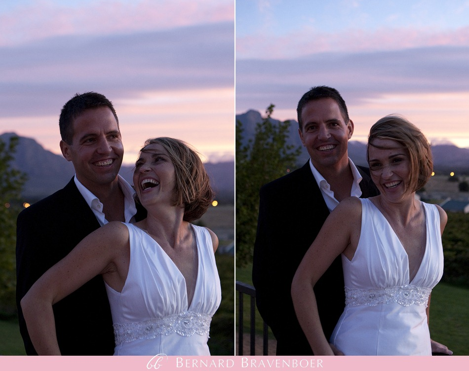 Miranda Gouws Franschoek Wedding 360