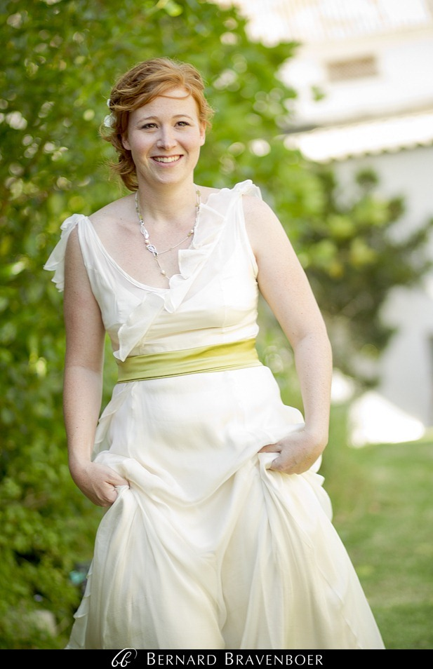 Bravenboer Wedding Paarl Natte Vallei 0010