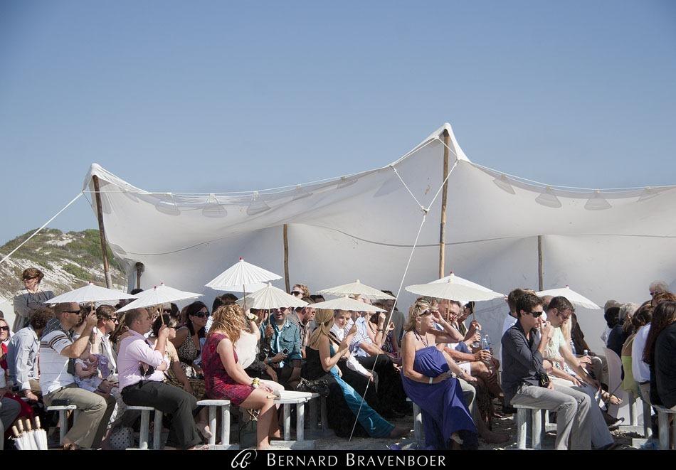 Marina Brett Bravenboer Weddings Yzerfontein Strandkombuis   0023