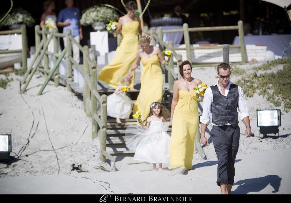 Marina Brett Bravenboer Weddings Yzerfontein Strandkombuis   0026