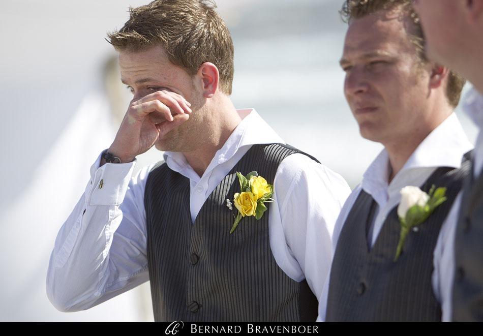 Marina Brett Bravenboer Weddings Yzerfontein Strandkombuis   0028