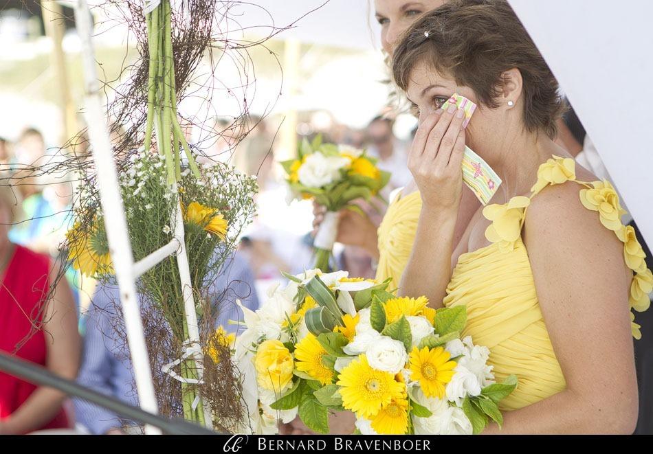 Marina Brett Bravenboer Weddings Yzerfontein Strandkombuis   0034