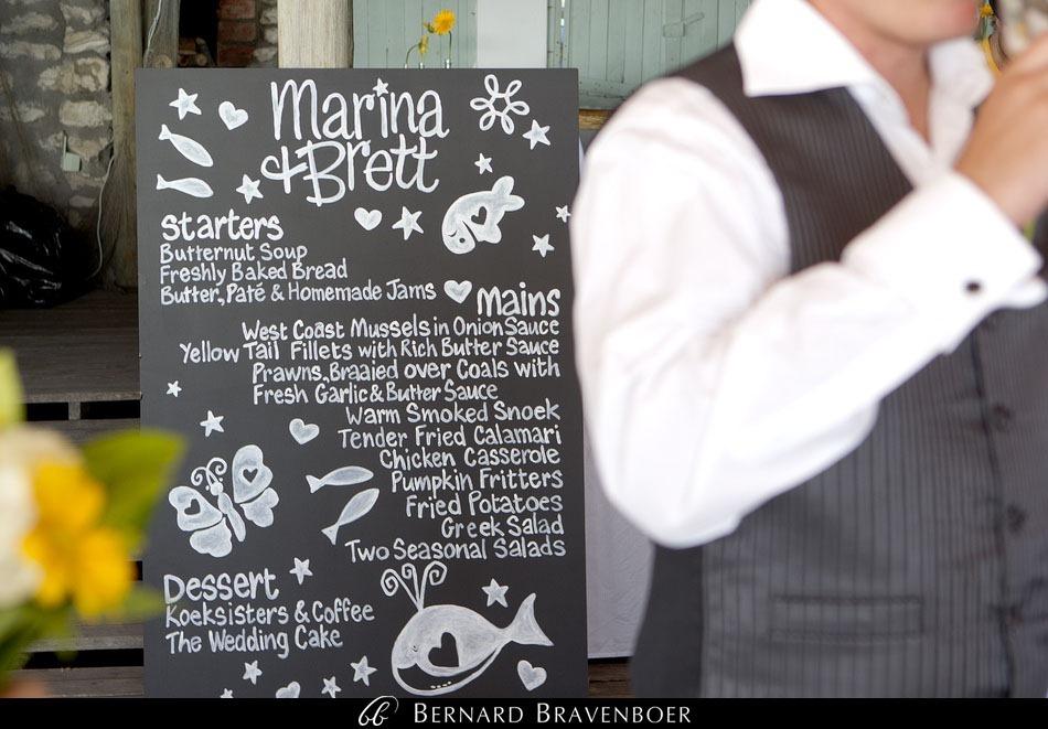 Marina Brett Bravenboer Weddings Yzerfontein Strandkombuis   0037