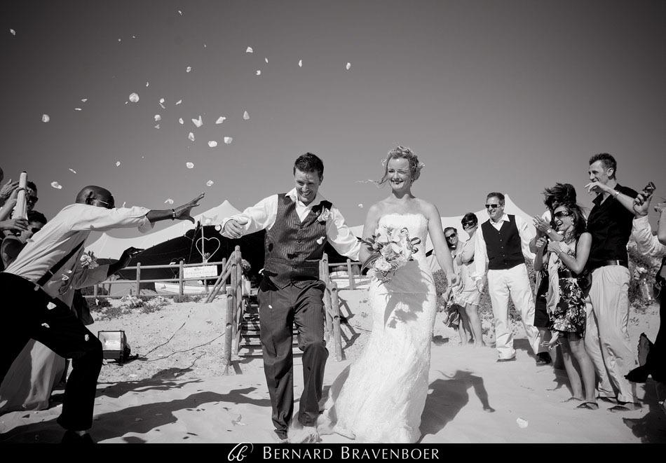 Marina Brett Bravenboer Weddings Yzerfontein Strandkombuis   0040