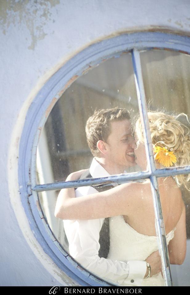 Marina Brett Bravenboer Weddings Yzerfontein Strandkombuis   0047