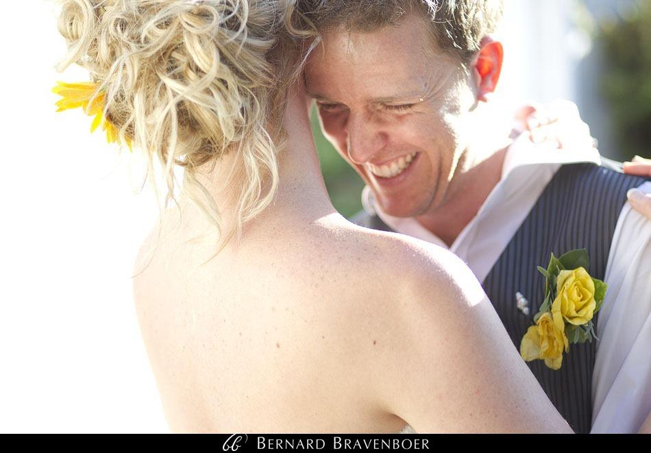 Marina Brett Bravenboer Weddings Yzerfontein Strandkombuis   0048