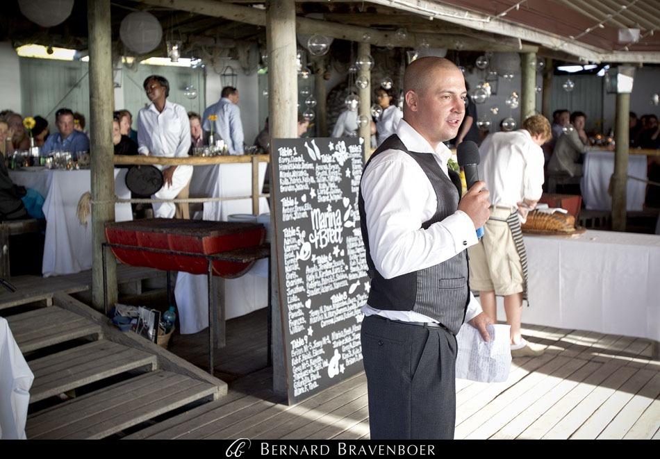 Marina Brett Bravenboer Weddings Yzerfontein Strandkombuis   0050