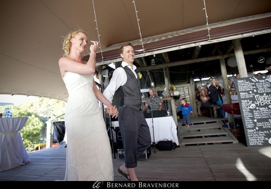 Marina Brett Bravenboer Weddings Yzerfontein Strandkombuis   0051