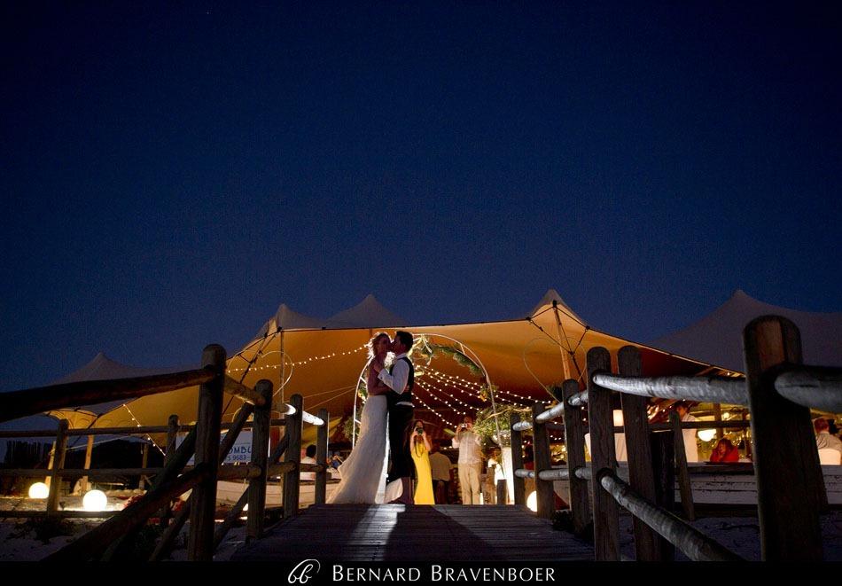 Marina Brett Bravenboer Weddings Yzerfontein Strandkombuis   0058