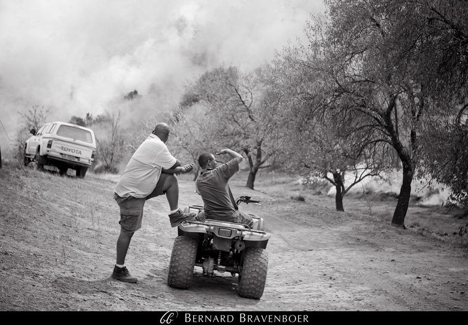 Bernard Bravenboer Helderberg Fire Somerset West 0015